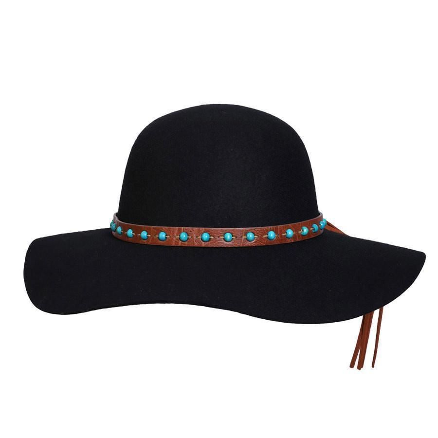 Conner Hats Mens Stormy Western Shapeable Straw Hat