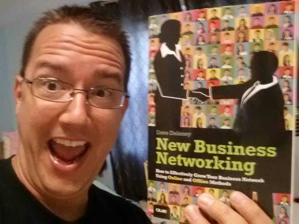 Ben Travis got his copy! Thanks Ben. #nbnbook