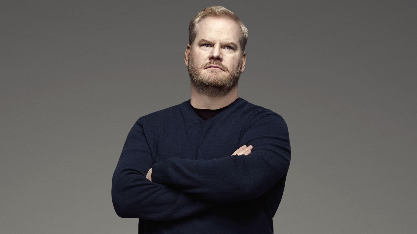 From Adman To StandUp Jim Gaffigan's Transition Took A