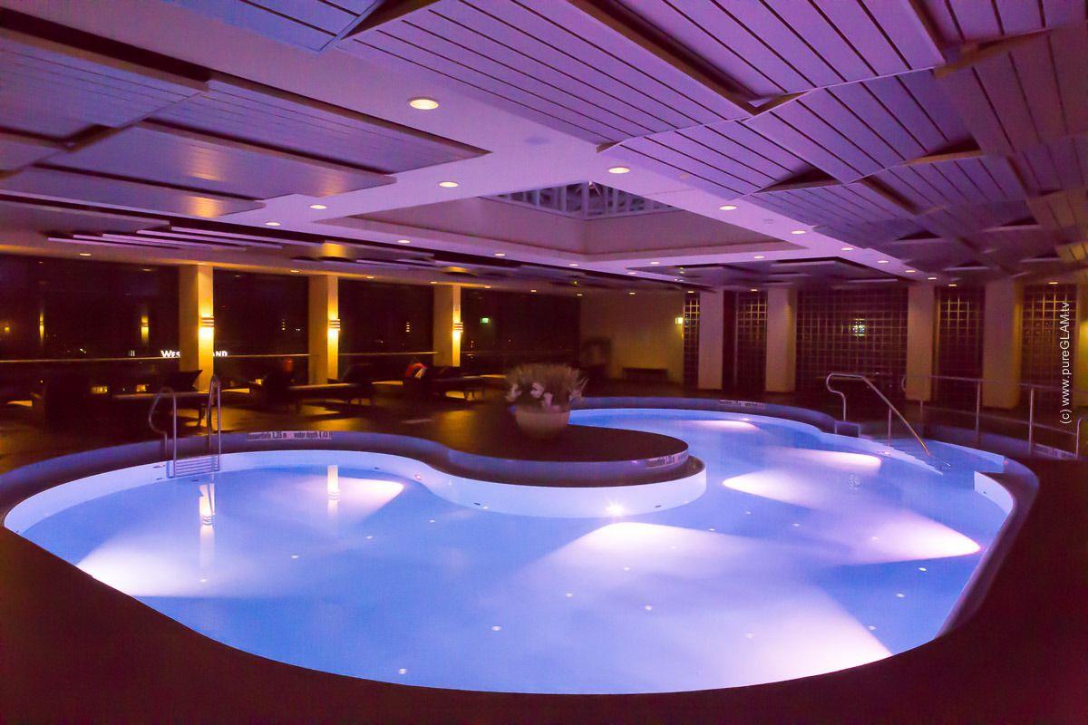 Sheraton Munchen Arabellapark Hotel Arabellastrasse Moonich Lounge