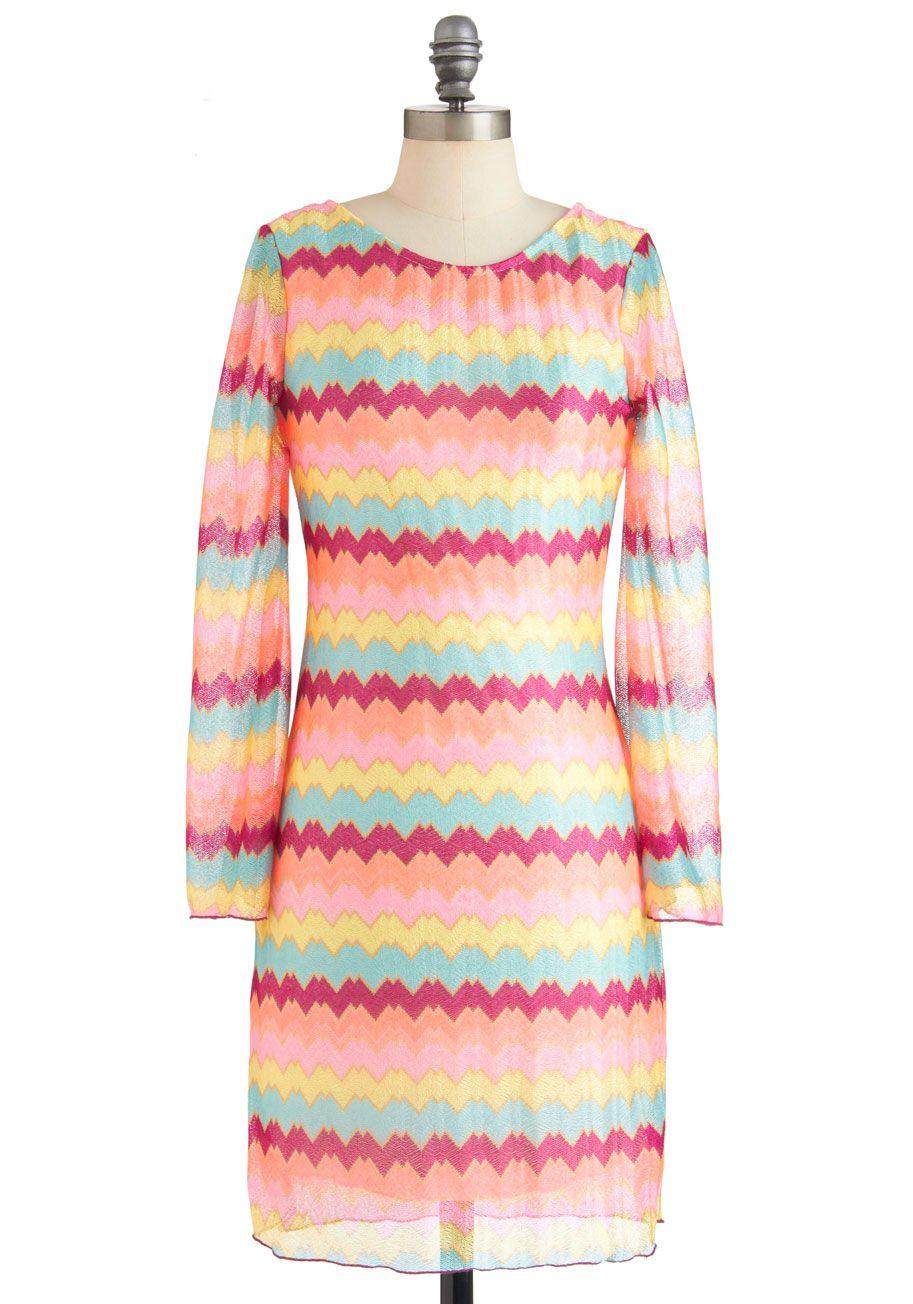 Compania fantastica thanks a brunch mini dress mid length she s