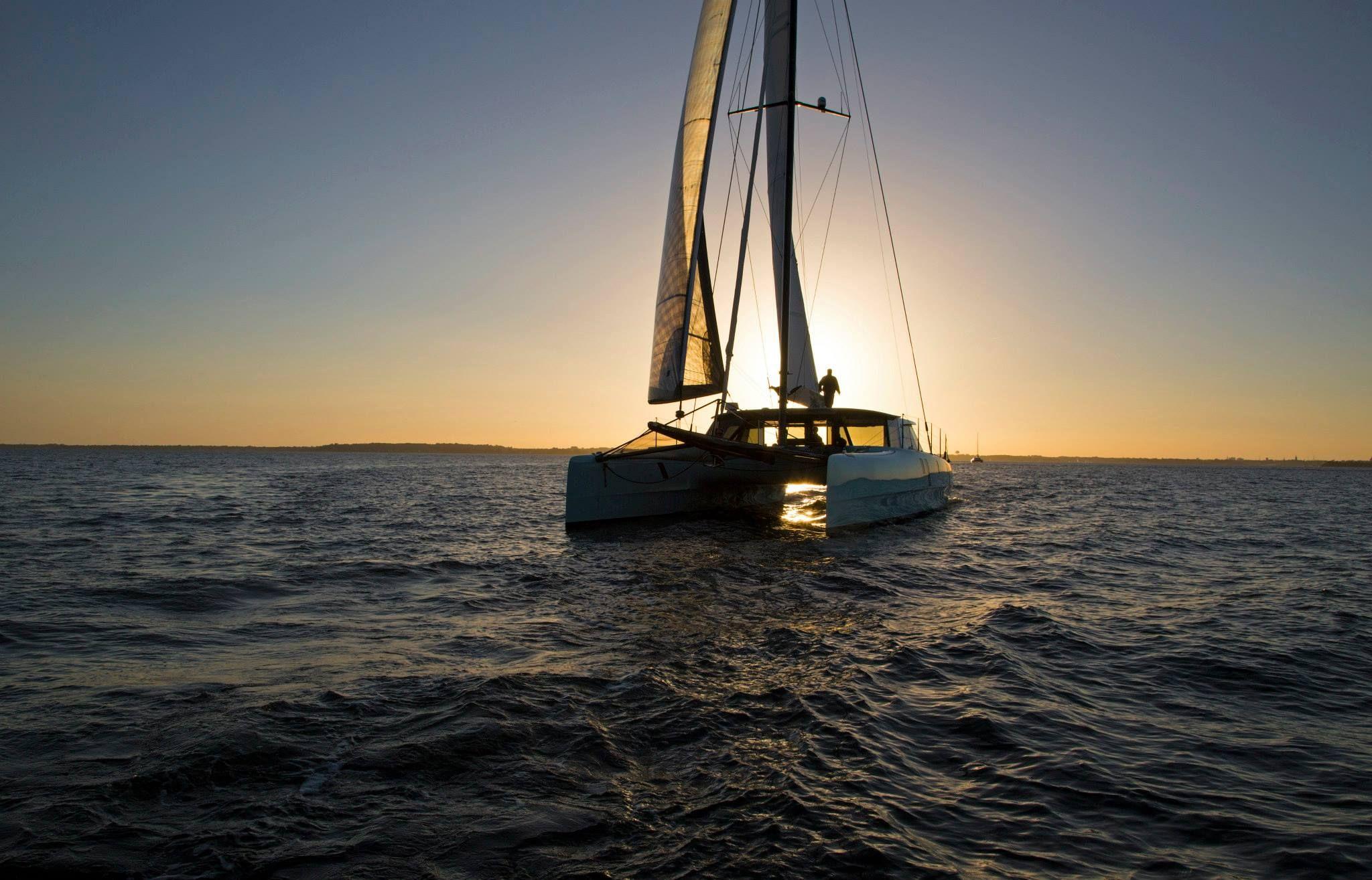 Gunboat 60 Flow Boat, Catamaran, Sailing