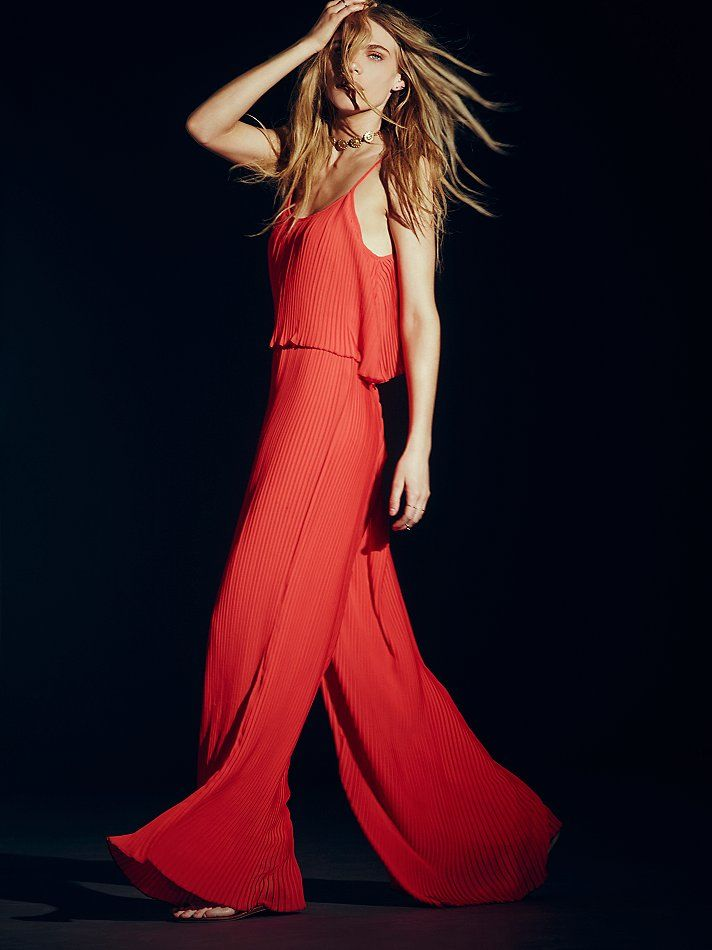 Free People Walk in the Park Jumpsuit, $178.00