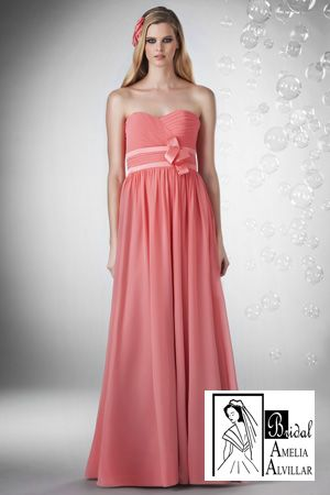 Bridal Amelia Alvillar El Paso Texas Bridesmaid Dresses
