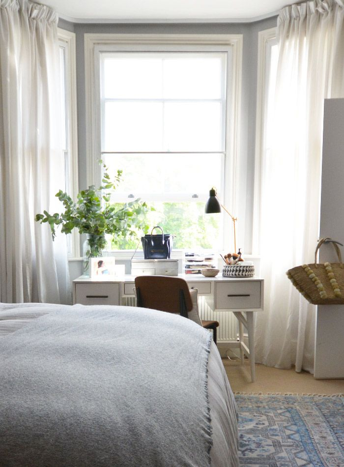 Make It Work 8 Beautiful Bedrooms That Include Home Offices