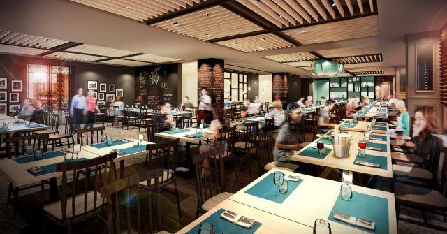 東京ベイ舞浜ホテルが新レストラン『ジ・アトリウム』をオープン! - macaroni