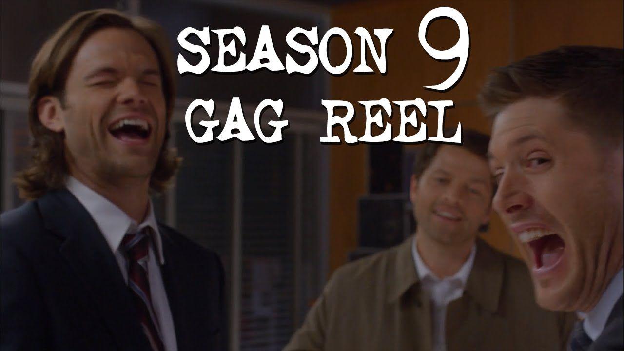 Supernatural season 9 gag reel hd supernatural pinterest supernatural season 9 gag reel hd voltagebd Gallery