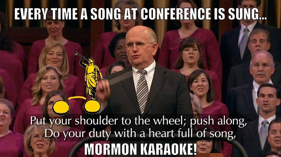 Hilarious Gut Bust N General Conference Memes To Get You Ready For Lds General Conference Lds S M I L E Mormon Memes Funny Mormon Memes Lds Memes