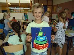 Afbeeldingsresultaat voor verjaardagskalender klas