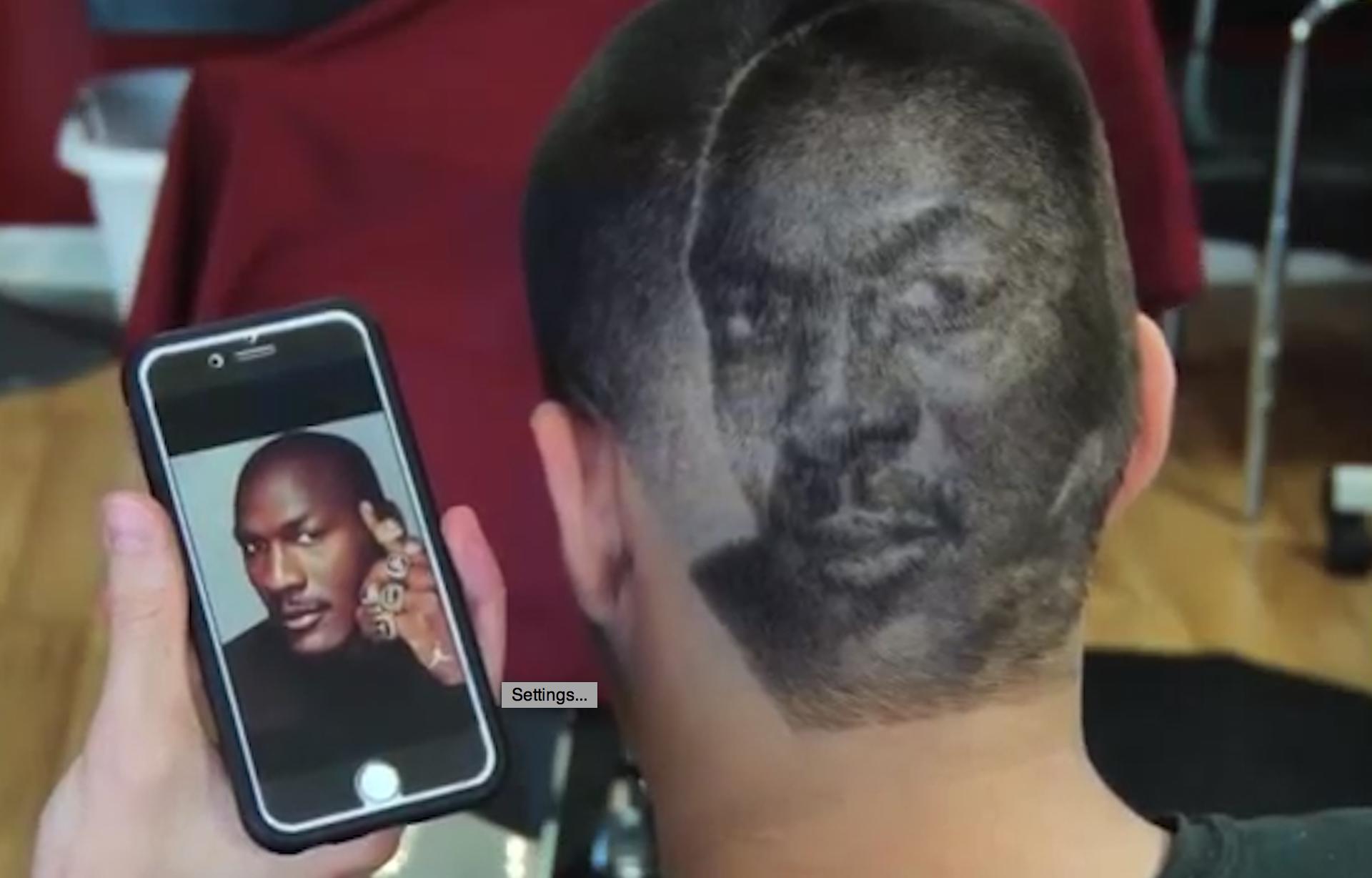 Conoce A El Barbero Que Causa Furor Por Retratar A Personajes Famosos En Las Cabezas De Los Clientes