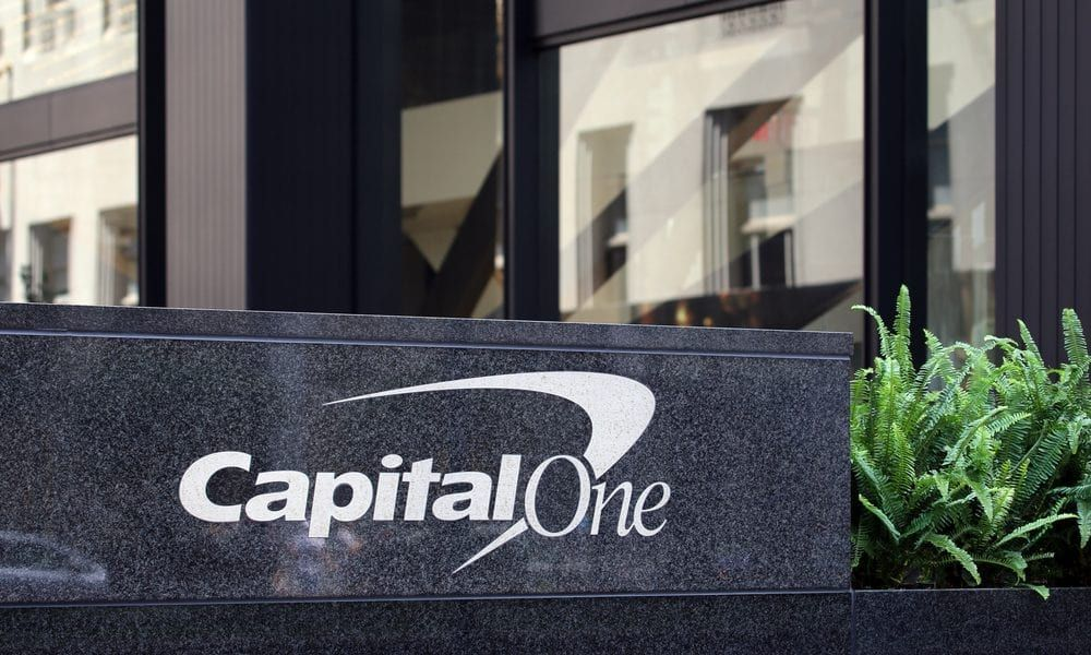 Capital One Acquires Trade Credit Firm BlueTarp Capital one