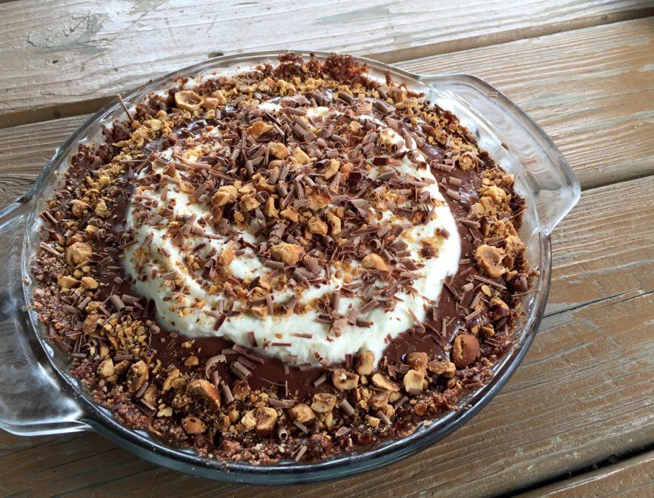 IMG_5819 Dessert recipes, How to roast hazelnuts, Food