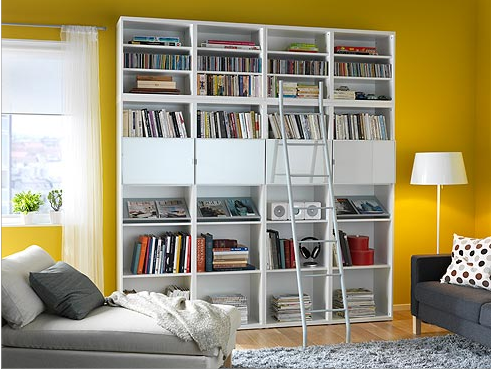 Ikea Scaffali Besta.Pin On Book Cases