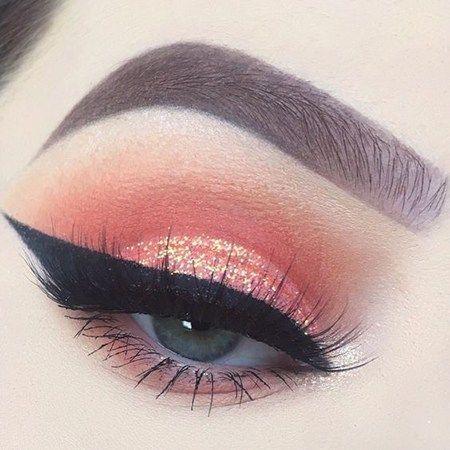 Trend Alert Consigue un Peach makeupdesign