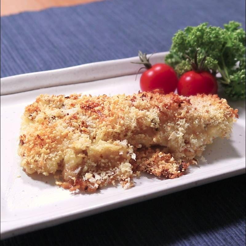 タラのマヨパン粉焼き 作り方 レシピ クラシル レシピ レシピ 料理 レシピ 食べ物のアイデア
