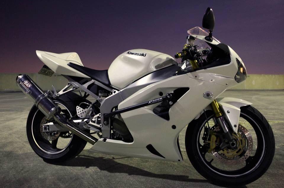 my 2004 white kawasaki zx6r 636 bikes pinterest kawasaki zx6r on 2004 Kawasaki ZX6R 636 for my 2004 white kawasaki zx6r 636 at 2004 Kawasaki Ninja 636 Halo