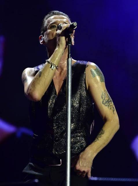 Dave Gahan of Depeche Mode by Brad Kett | Dave Gahan <3