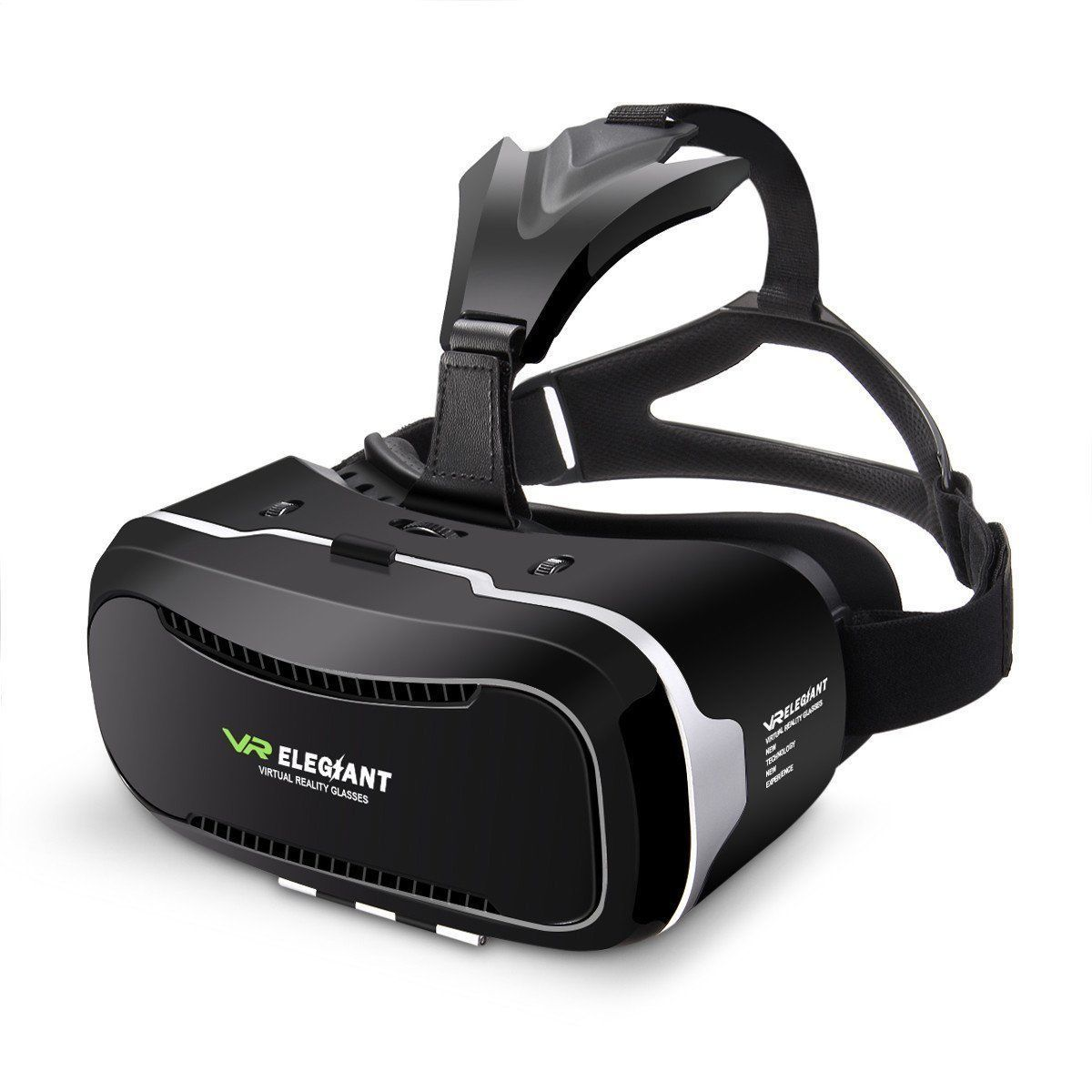 3d Vr Virtual Reality Smart Glass Headset For Iphone 6 Plus Samsung Box Remote Bluetooth S7 All 4 Appsbluetooth Remotevr