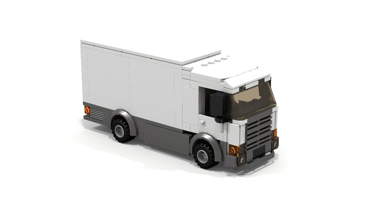Lego City Trucks And Trailers
