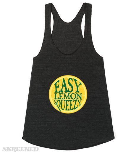 Easy Lemon Squeezy #Skreened
