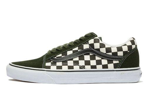 """http://SneakersCartel.com Vans Old Skool""""Checkerboard"""" #sneakers #shoes #kicks #jordan #lebron #nba #nike #adidas #reebok #airjordan #sneakerhead #fashion #sneakerscartel http://www.sneakerscartel.com/vans-old-skool-checkerboard/"""
