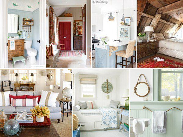 Swell Country Cottage Farmhouse Style Decorating Color Palette Best Image Libraries Counlowcountryjoecom