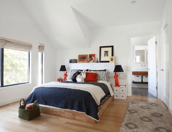 AuBergewohnlich Modern Schlafzimmer Interior Design