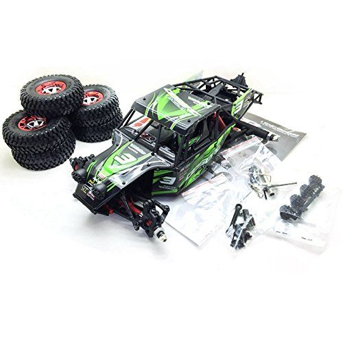 Feiyue FY-03 Eagle RC Remote Control Car Kit For DIY Handmade ...