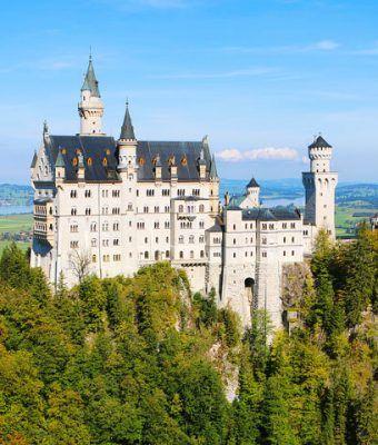 When In Europe Your Guide To Vacationing In Europe Neuschwanstein Castle Castle European Destination
