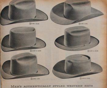 1930-1950s Western Wear for Women and Men 1f9751ed2051