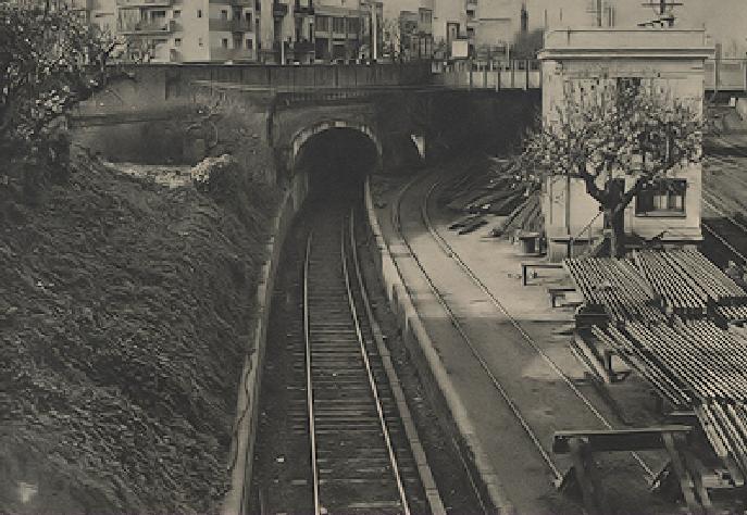 Crónica del pasado: la historia del túnel que atraviesa la Ciudad   Noticias de…