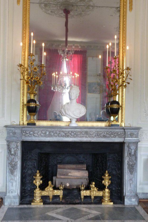LE PETIT TRIANON u2013 LA GRANDE SALLE A MANGER Versailles and Palace - salle a manger louis