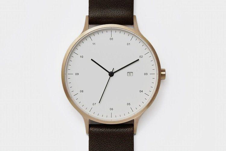 40 Best Minimalist Watches For Men Watches Dezeen Watch Store