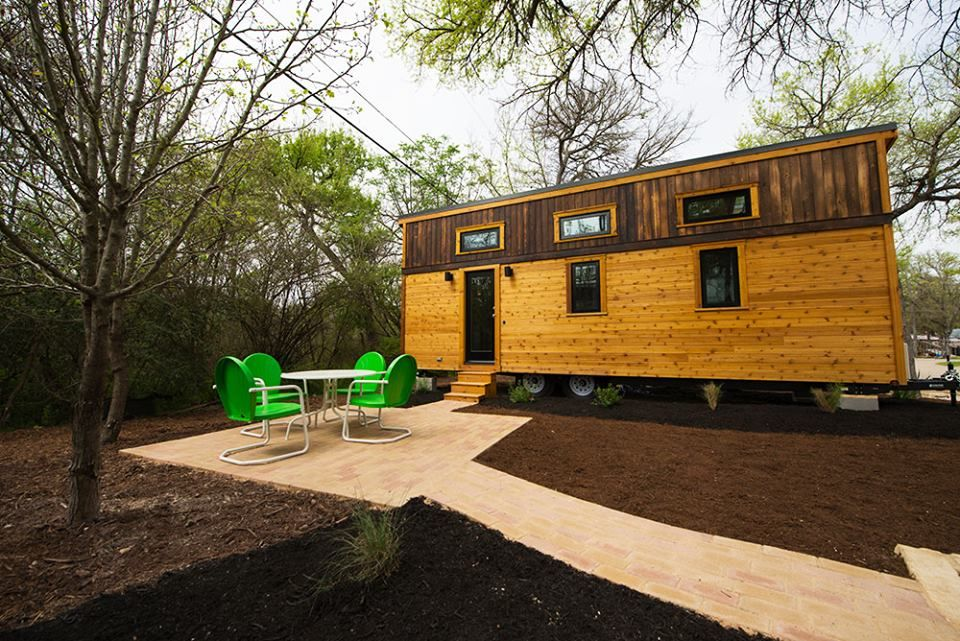 12 tiny house hotels to try out micro living Tiny house