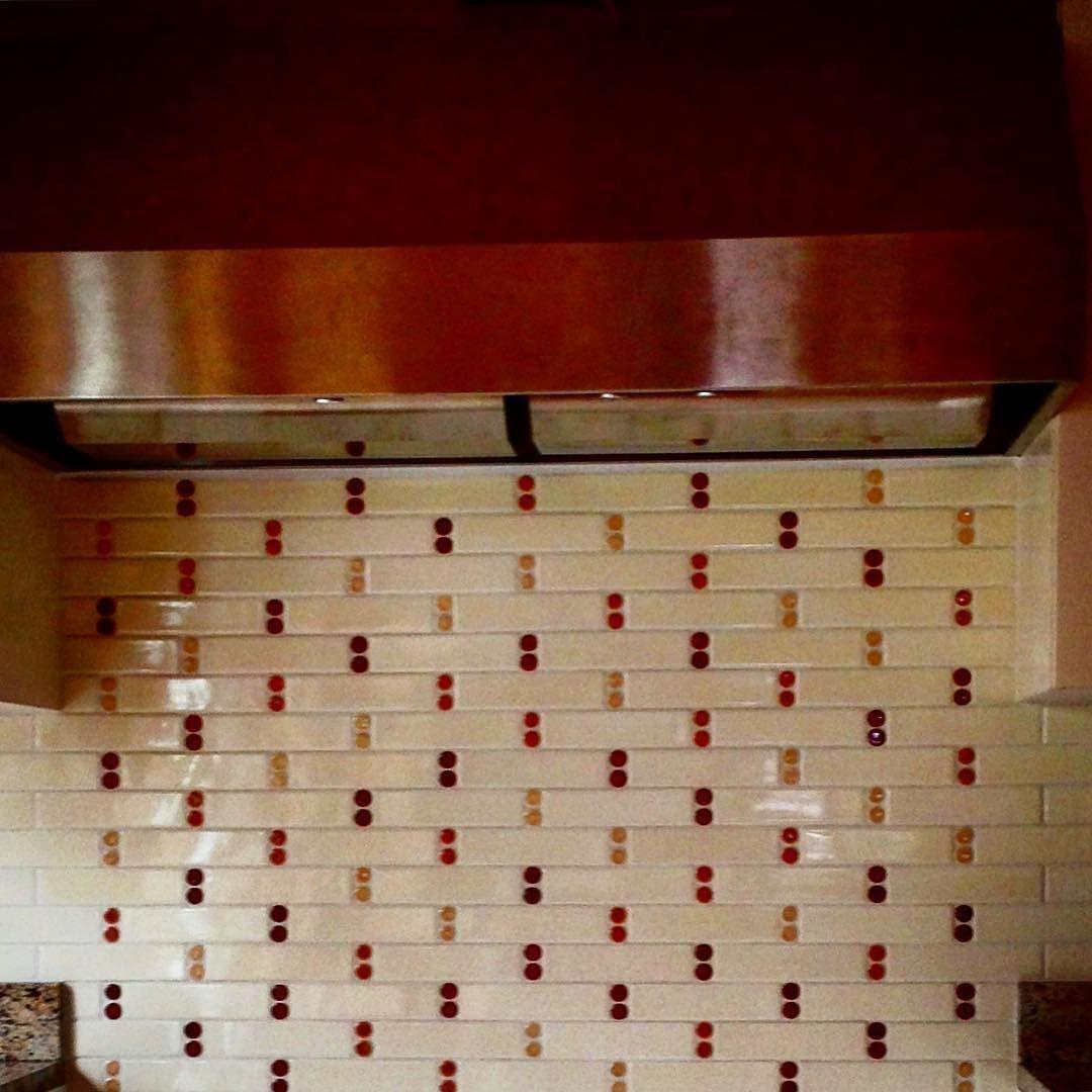 Umm never seen this before ideas outofthebox kitchensplash