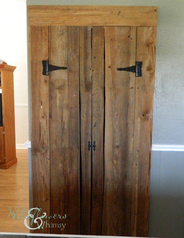 My new pantry doors | Pantry Project | Barn door pantry, Inside barn