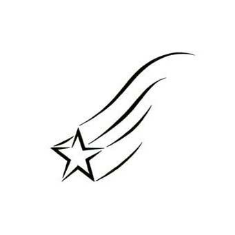 photo relating to Printable Tattoo Design identified as Star 17 - $9.95 : Tattoo Ideas, Gallery of Distinctive
