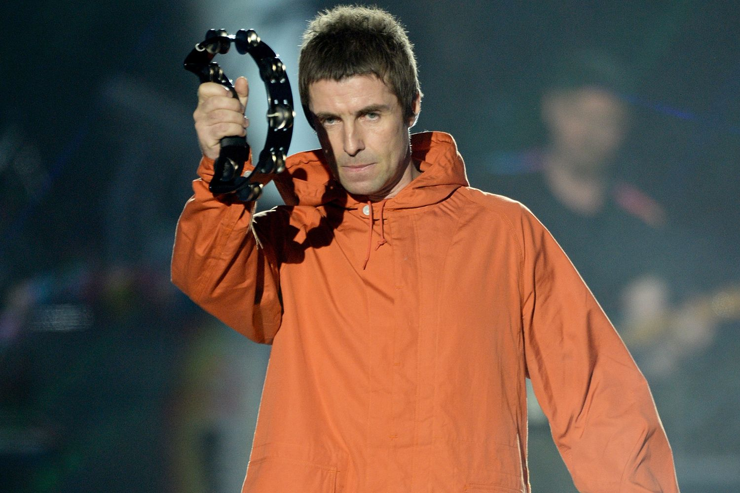 Liam Gallagher reveals he'll quit music and never tour again if his solo album flops: #liamgallagher