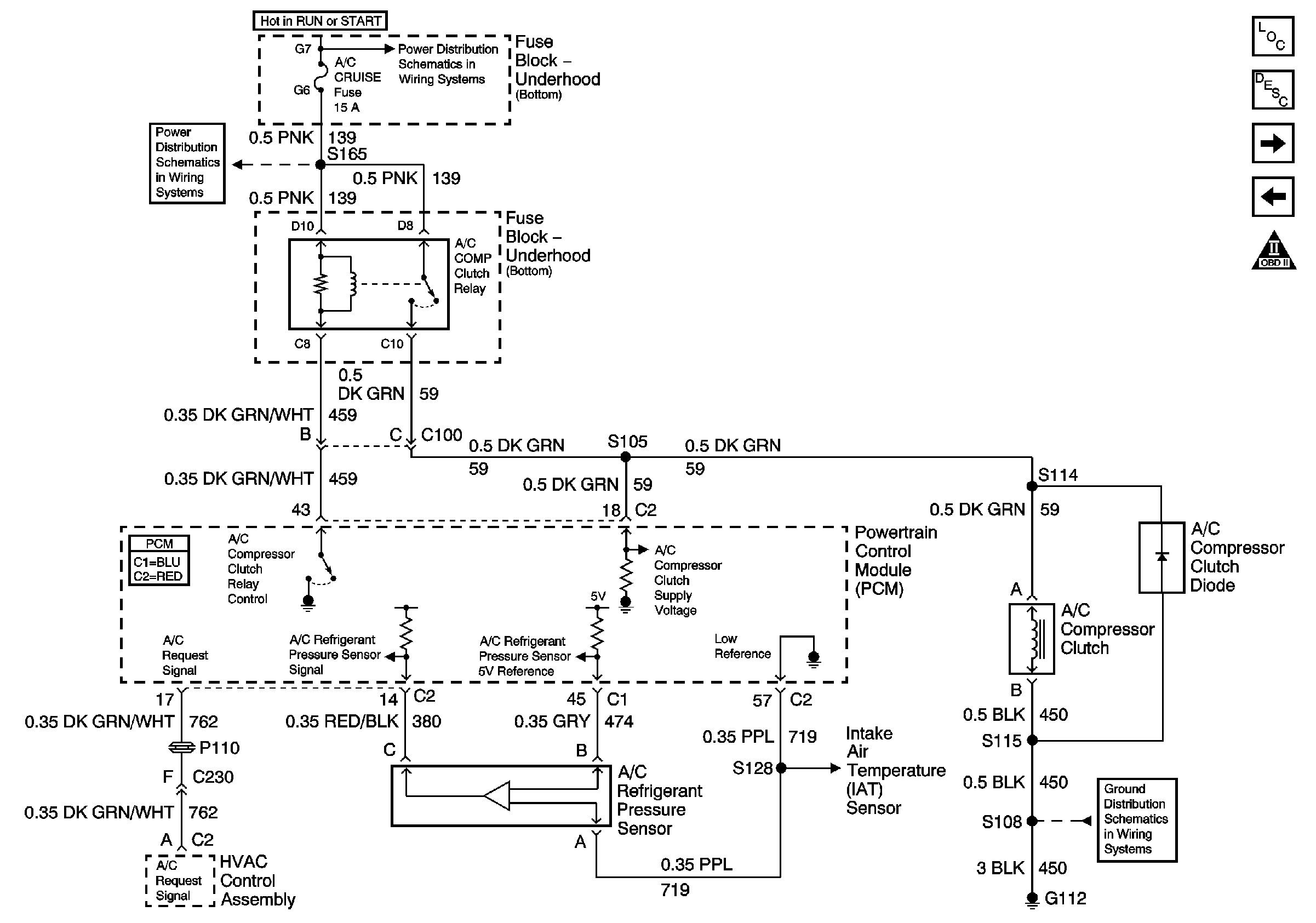 Unique Gm Ac Wiring Diagram Ac Wiring Diagram Hvac System
