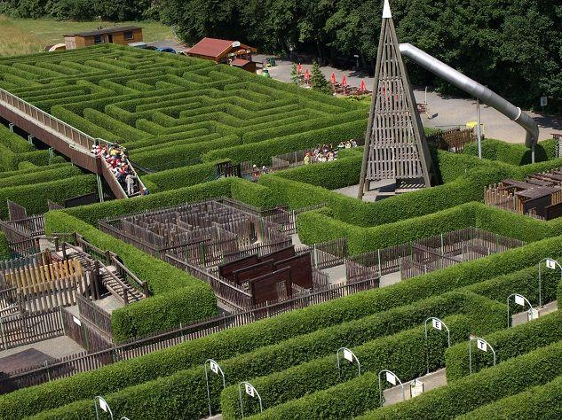 Parks Und Garten In Deutschland Parks Bautzen Garten