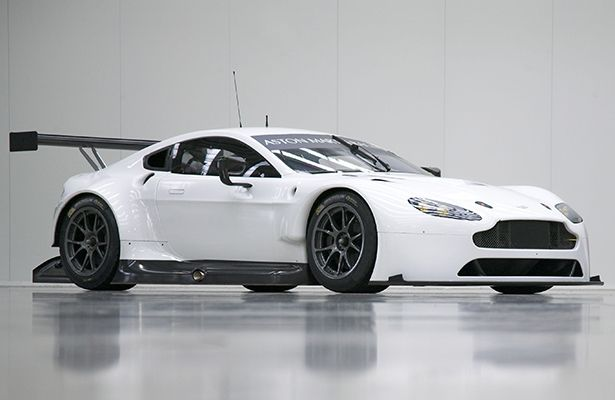 Aston Martin's 2016-spec Vantage GTE