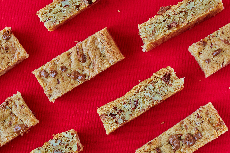 Recipe: Dorie Greenspan's Blondies — Dorie's Cookies