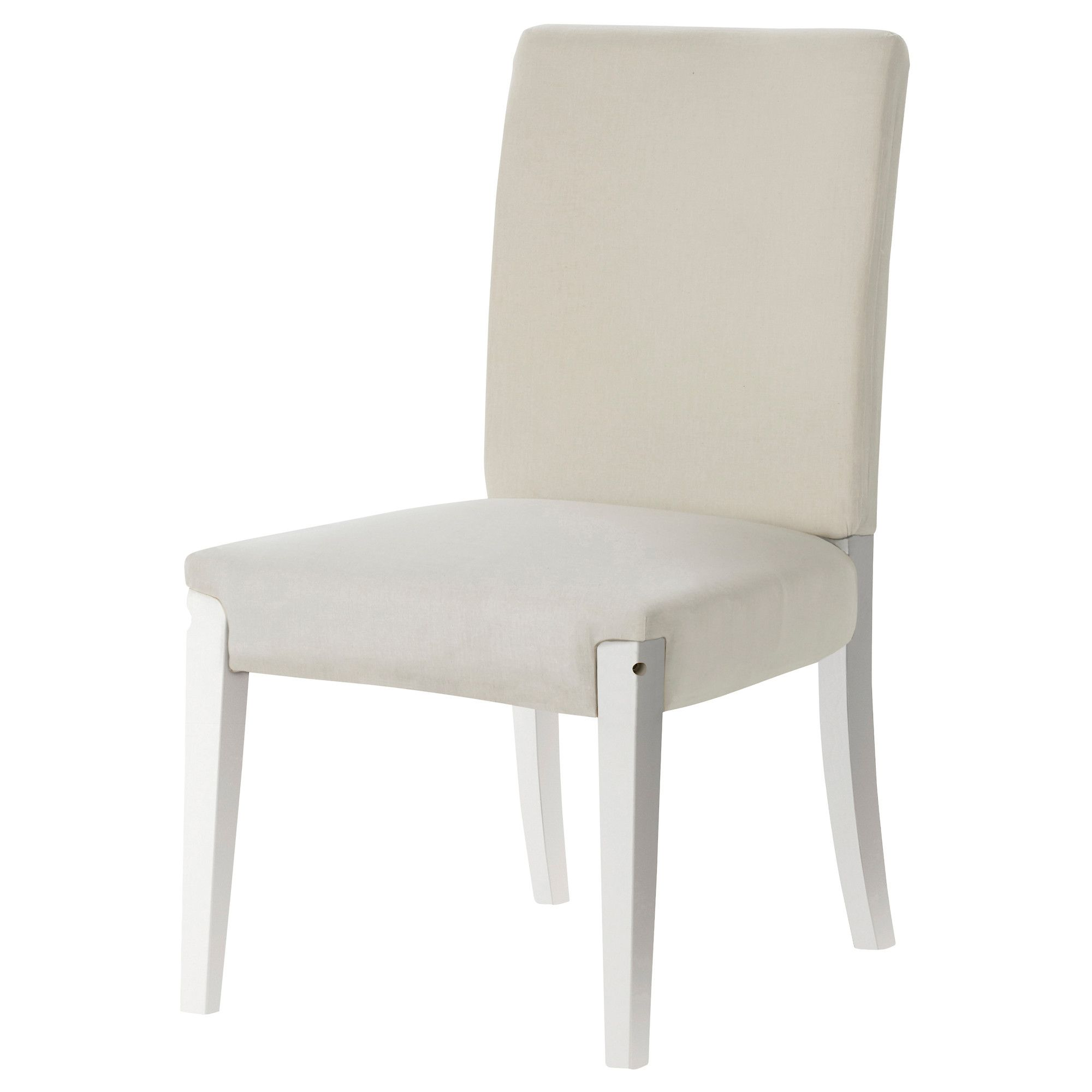Ikea Henriksdal Chair Frame White Products