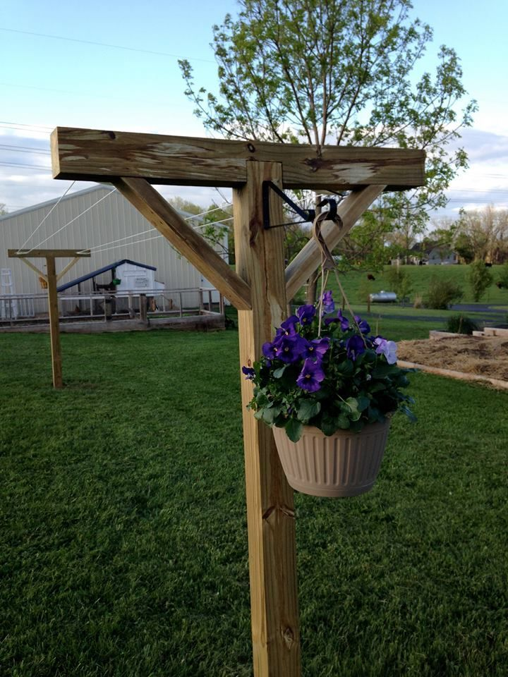 How To Build A Clothesline Entrancing Diy Afternoon Project Clothesline  Pinterest  Laundry Yards And Inspiration Design