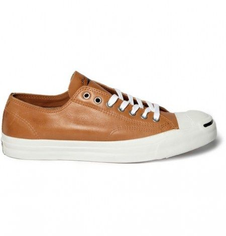 Converse Jack Purcell Brown Leather  425bf8166