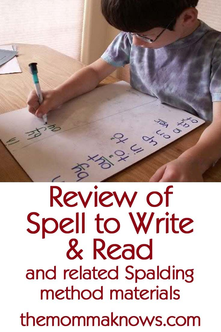 Photo of Spell to Write and Read Review