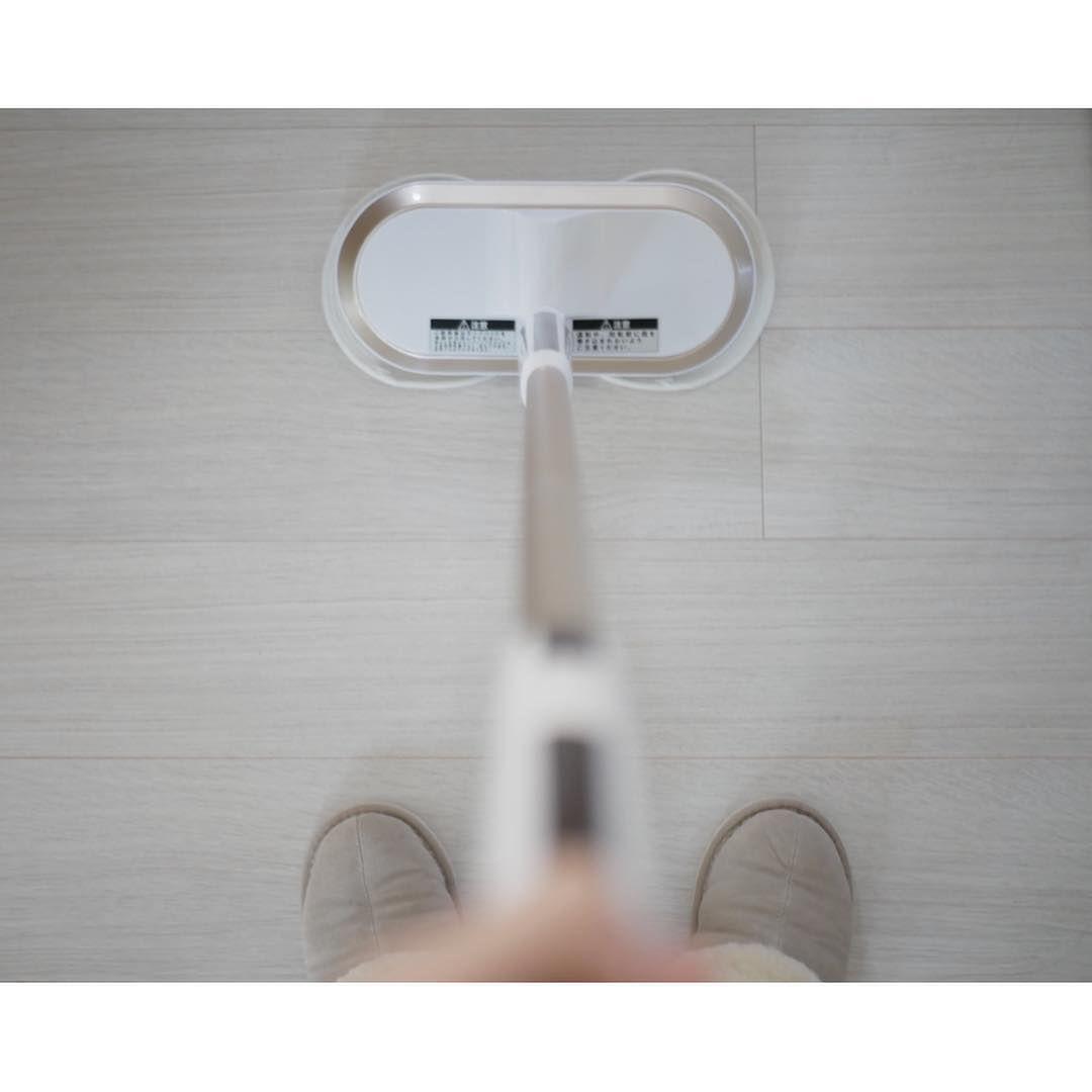 床掃除を快適に 網戸も窓も使えるごっそり汚れが取れるハンディーモップ 床掃除 網戸 掃除 片付け
