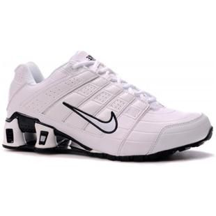 365950 001 Nike Shox O Nine White Black J06001