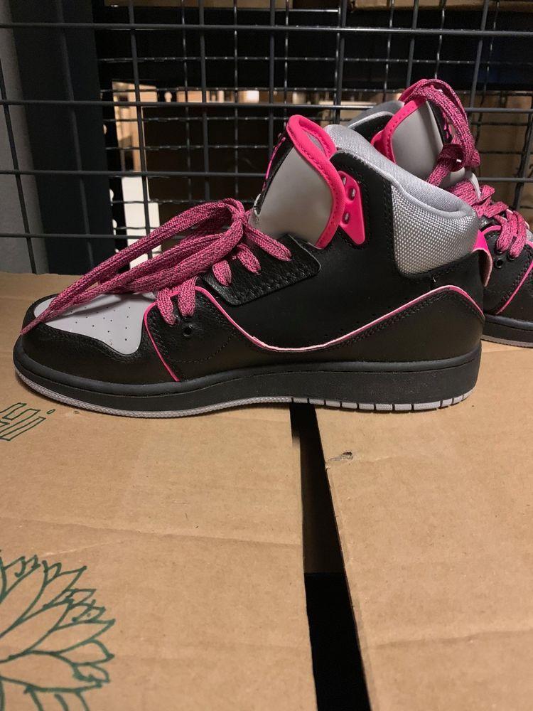 9ae8d4171cfa NIKE AIR JORDAN HIGH TOPS SIZE 7Y  fashion  clothing  shoes  accessories   kidsclothingshoesaccs  boysshoes (ebay link)