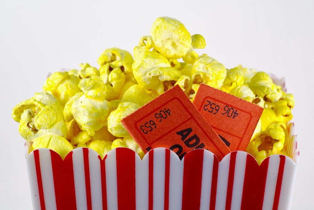 movie coupons -  coupon book